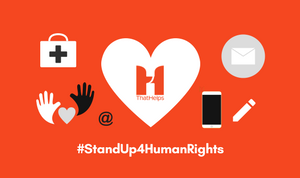 Human rights day twitter